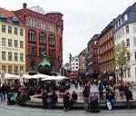 A Taste of Copenhagen, Photo / Digital Painting