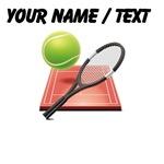 Custom Tennis Icon