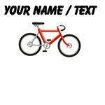 Custom Red Bike