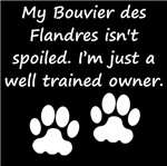 Well Trained Bouvier des Flandres Owner