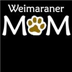 Weimaraner Mom