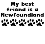 My Best Friend Is A Newfoundland