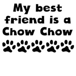 My Best Friend Is A Chow Chow