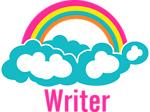 Rainbow Cloud Writer