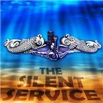 Silver Dolphins Underwater Silent Service