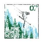 Vintage Alpine Forest Resort