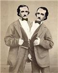 Siamese Twins Edgar Allan Poe Circus Sideshow