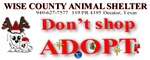 WISE COUNTY ANIMAL SHELTER