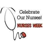 Stethoscope Nurses Week