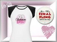Bachelorette and Bachelor T-shirts and Gifts