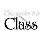 This Teacher Has Class