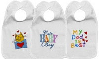 Cutest Baby Bibs Ever!