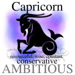 Zodiac-Capricorn the Goat