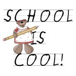 Bear School is Cool T-shirts and Gifts!