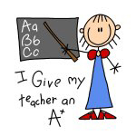 A Plus Teacher T-shirts and Gifts