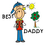 Best Daddy T-shirts and Gifts