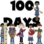 School Children 100 Days T-shirts and Gifts