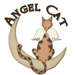 Angel Cat T-shirts and Gifts