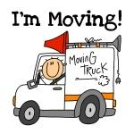 I'm Moving Tshirts and Gifts