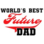 World's Best Future Dad T-shirts and Gifts