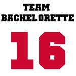 Team Bachelorette 16 T-shirts and Gifts