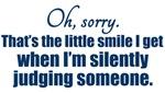 Silent Judging