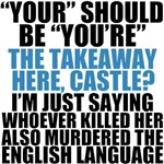 Your You're Castle