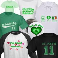 Irish Pride - St. Patrick's Day T-Shirts and More!