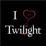 I Love (Vampire Bite) Twilight