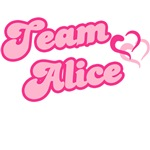Team Alice Cullen Twilight T-Shirts and More!