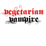 Vegetarian Vampire Twilight T-Shirts and More!