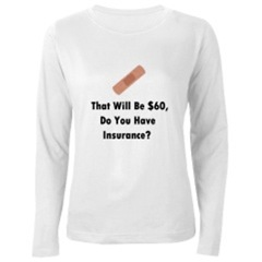 <h4>Healthcare Costs & Insurance Humor</h4>