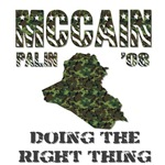 McCain Palin: Doing the Right Thing
