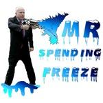 McCain Mr. Spending Freeze