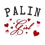 Palin Girl T-Shirts