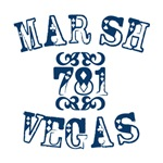 Marsh Vegas T-Shirts
