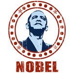 Obama Nobel Peace Prize T-Shirts
