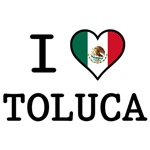 I Love Toluca T-Shirts