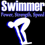 1ST PLACE SWIMMER