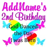 BLESSED 2 YR OLD