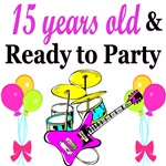 15 YR OLD PARTY