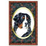Pretty Bernese Mountain Dog Posters