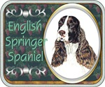 English Springer Spaniel Designer Breed Gift Items