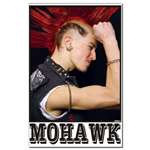 Mohawk Muscle Punk Rock Unique Gifts & Products