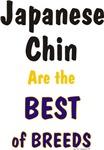 Japanese Chin Best of Breeds Design 1