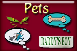 Pets T-shirts and gifts.