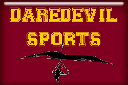 Daredevil Sports T-shirts and gifts.