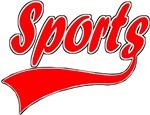 Sports T-shirts & Gifts