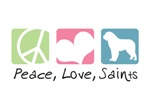 Peace, Love, Saints