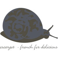 escargot - french for delicious